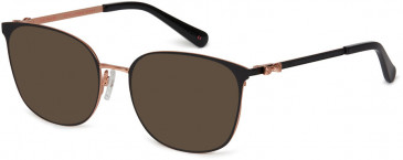 Ted Baker TB2256 sunglasses in Black
