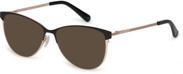 Ted Baker TB2255 sunglasses in Black