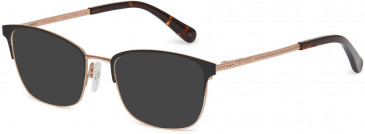 Ted Baker TB2251 sunglasses in Black