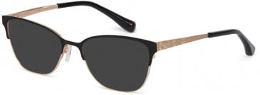 Ted Baker TB2241 sunglasses in Black