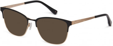 Ted Baker TB2240 sunglasses in Black