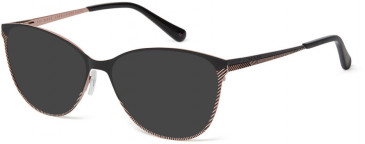 Ted Baker TB2239 sunglasses in Black