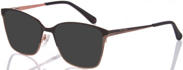 Ted Baker TB2235 sunglasses in Black