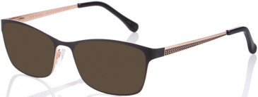 Ted Baker TB2234 sunglasses in Black