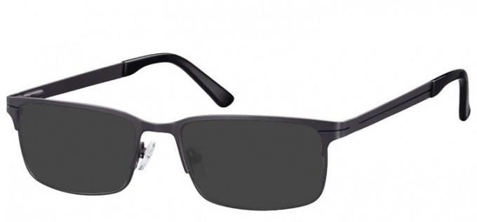 Sunglasses in Grey/Blue