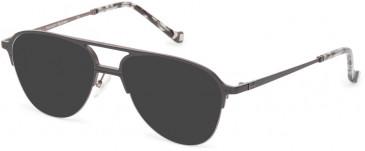 Hackett HEB246 sunglasses in Navy