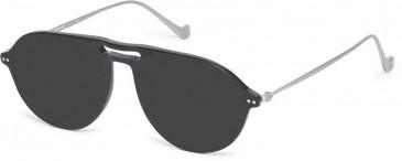 Hackett HEB239 sunglasses in Dark Tort UTX