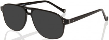 Hackett HEB207 sunglasses in Blue Horn UTX