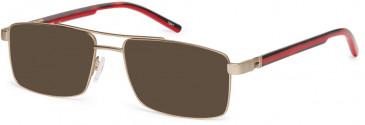 Ducati DA3020 sunglasses in Dark Gun