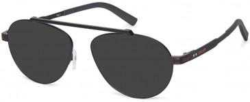 Ducati DA3029 sunglasses in Dark Gunmetal
