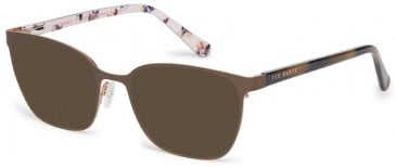 Ted Baker TB2263 sunglasses in Brown