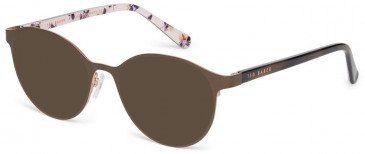 Ted Baker TB2262 sunglasses in Brown