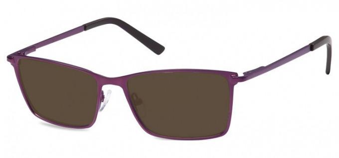Sunglasses in Violet