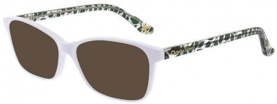 Christian Lacroix CL1044 Sunglasses in Blanc Lierre