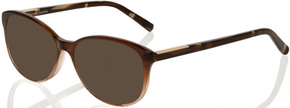 Christian Lacroix CL1040 Sunglasses in Brown Fade