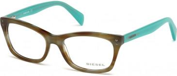 Diesel DL5073 Glasses in Light Blue/Other