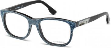 Diesel DL5124 Glasses in Black/Other