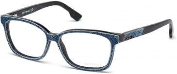 Diesel DL5137 Glasses in Black/Other