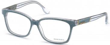 Diesel DL5137 Glasses in Crystal/Other
