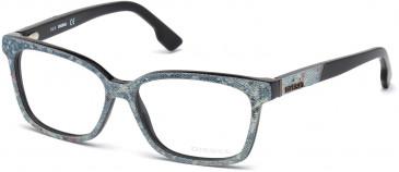 Diesel DL5137 Glasses in Blue/Other