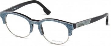 Diesel DL5138 Glasses in Blue/Other