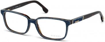 Diesel DL5173 Glasses in Havana/Other