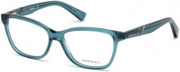 Diesel DL5282 Glasses in Blue