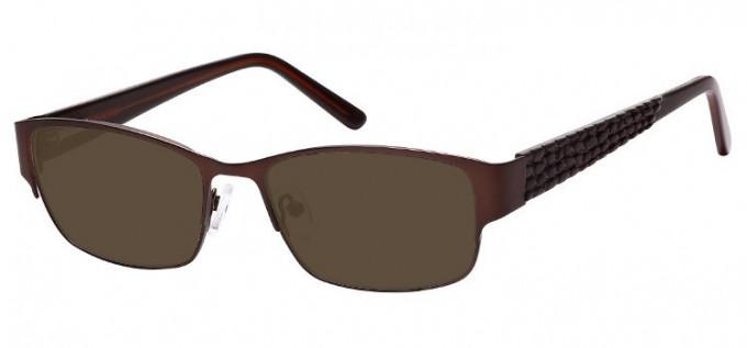 Sunglasses in Dark Brown