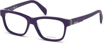 Diesel DL5072 glasses in Purple