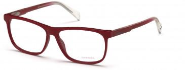 Diesel DL5159 glasses in Dark Red