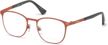 Diesel DL5245 glasses in Orange