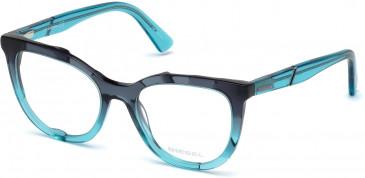 Diesel DL5277 glasses in Blue