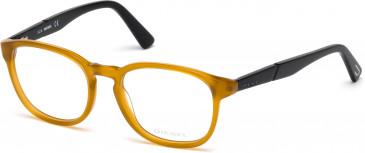 Diesel DL5237 glasses in Mustard