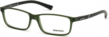 Diesel DL5179 glasses in Dark Green