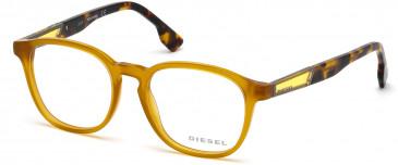 Diesel DL5123 glasses in Mustard