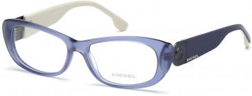 Diesel DL5029 glasses in Blue