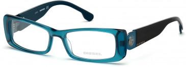 Diesel DL5028 glasses in Blue