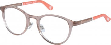 Superdry SDO-ALBY glasses in Grey Brown
