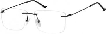 SFE-9772 Glasses in Black