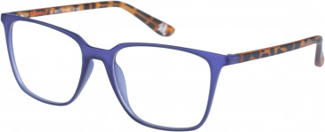 Superdry SDO-LEXIA glasses in Matt Purple Tortoise
