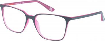 Superdry SDO-LEXIA glasses in Matt Grey Pink