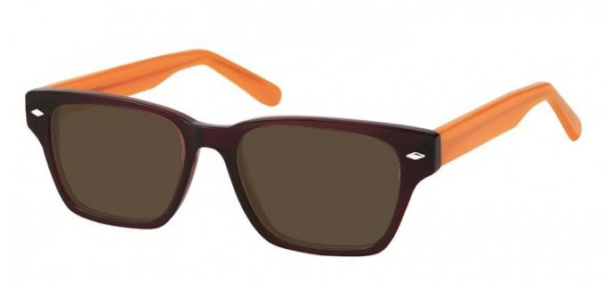 Sunglasses in Brown/Light Brown