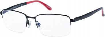 O'Neill ONO-ESCOTT glasses in Matt Black