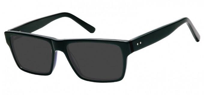 Sunglasses in Dark Green