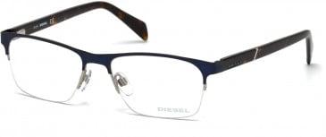 DIESEL DL5174 glasses in Blue/Other