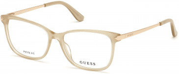 GUESS GU2754-54 glasses in Beige/Other