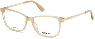 GUESS GU2754-56 glasses in Beige/Other