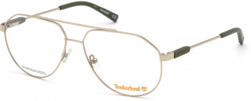 TIMBERLAND TB1668-60 glasses in Pale Gold