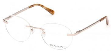 GANT GA3214 glasses in Pale Gold