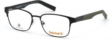 TIMBERLAND TB1665-53 glasses in Matte Black
